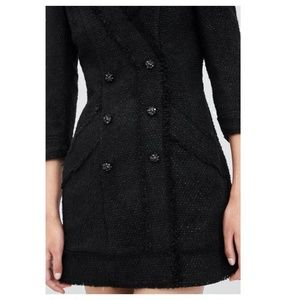 d865ec91 Zara Dresses | Tweed Blazers Dress 8196 | Poshmark